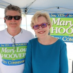 Mary Lou Hoover in Key West