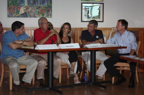 Candidate Forum July 30, 2012