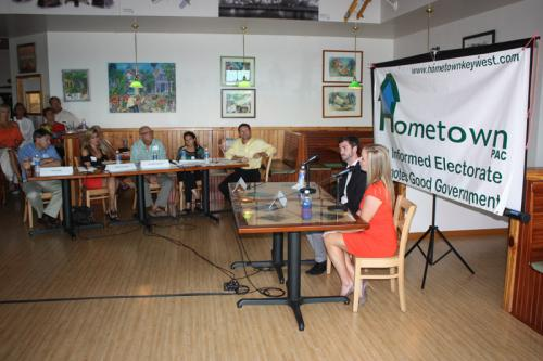 Candidate Forum September 24, 2012