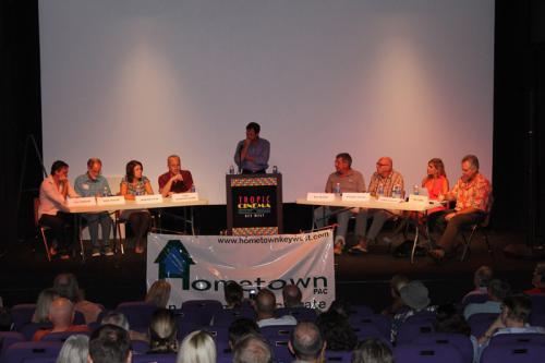 Tropic Cinema Candidate Forum September 19, 2013