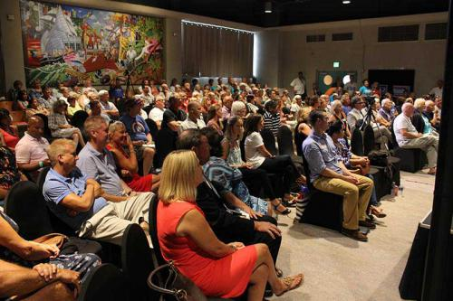 Q&A Candidate Forum at Studios of Key West August 8, 2016